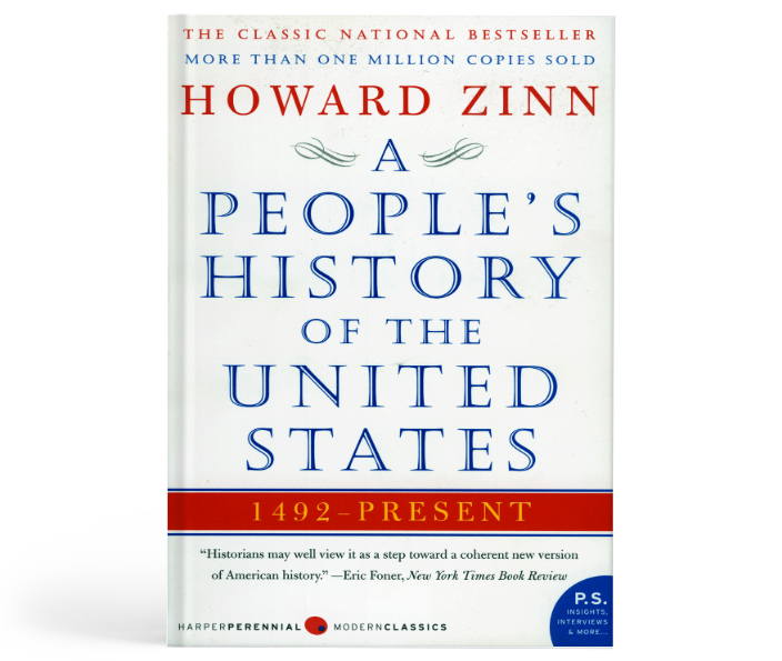 """A PEOPLE""""S HISTORY OF THE UNITED STATES : Brand Short Description Type Here."""